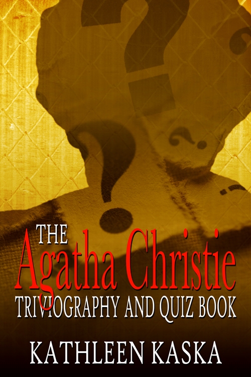 The Agatha Chrisite Triviography and Quiz Book
