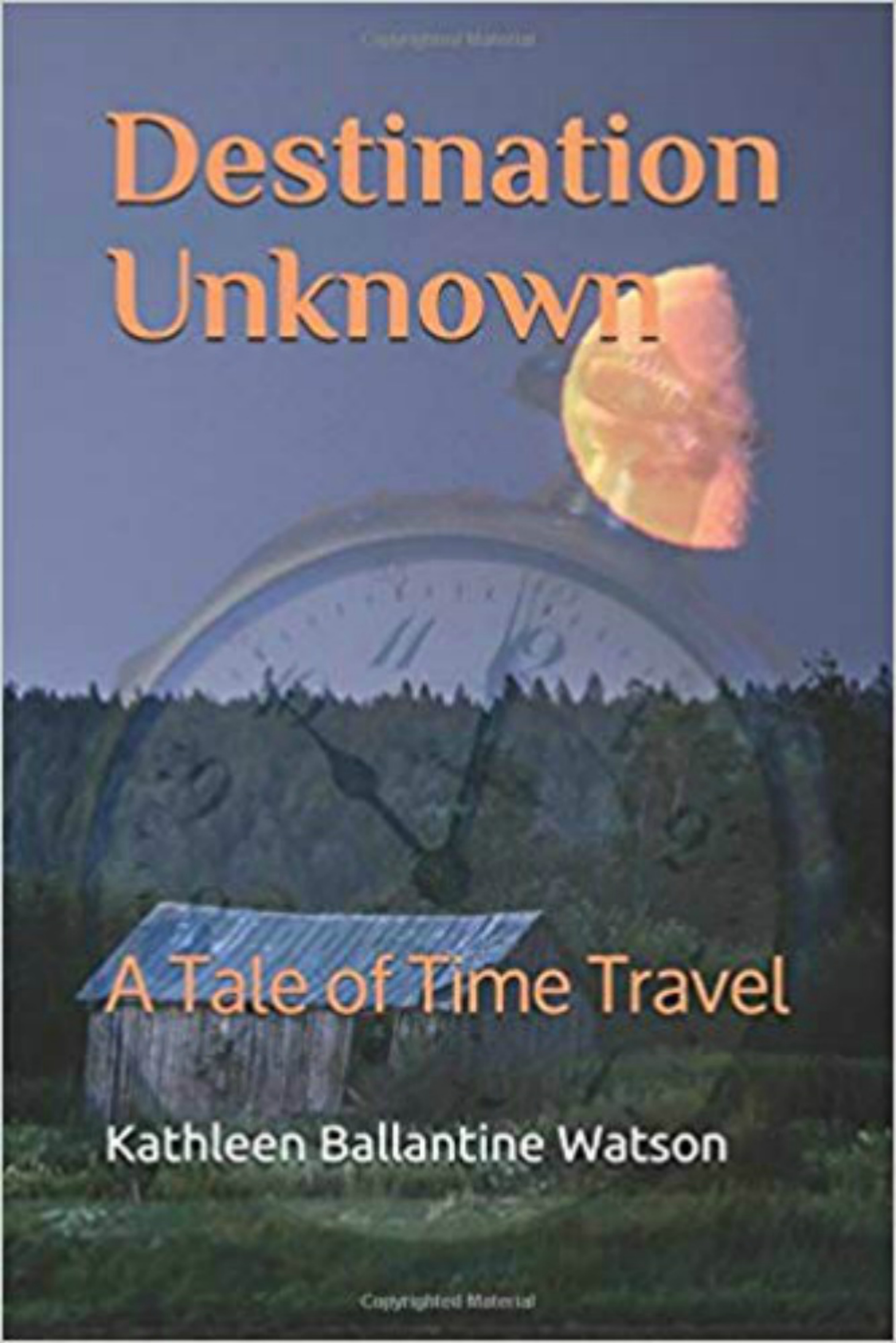 Destination Unknown~A Tale of Time Travel