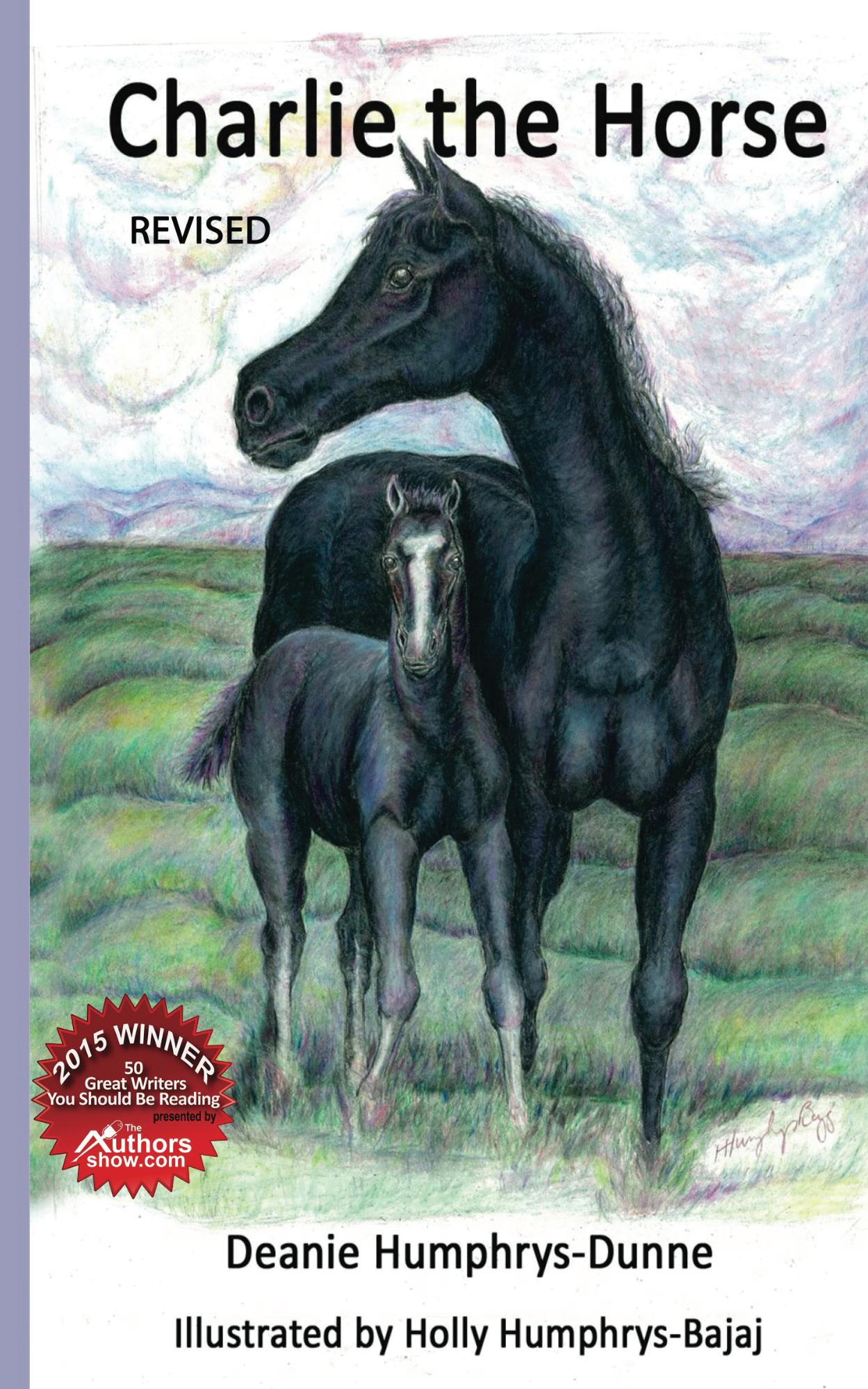 Charlie the Horse-(Revised)