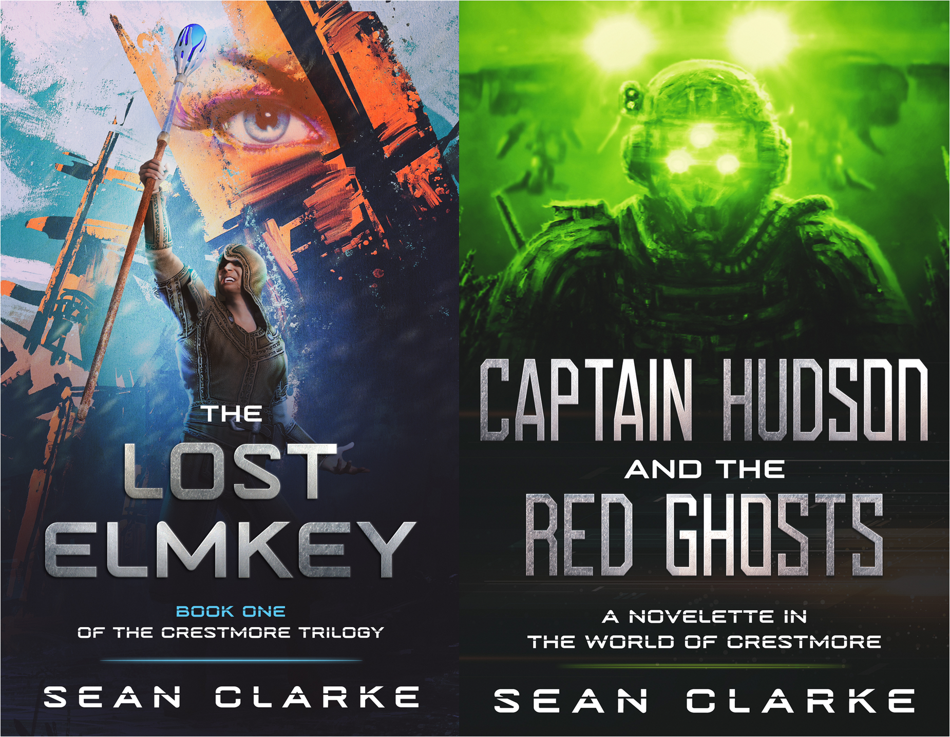 Author Interview with Sean Clarke